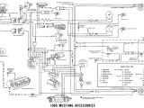 1965 ford Mustang Wiring Diagram 1967 ford Mustang Fuse Box Diagram Wiring Schematic Wiring