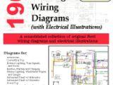 1965 ford Mustang Wiring Diagram Pdf 1965 Mustang Shop Manual