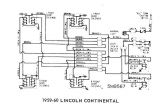 1966 Lincoln Continental Convertible Wiring Diagram Lincoln Wiring Diagrams Wiring Diagram