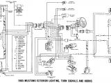 1967 Mustang Ignition Wiring Diagram 65 Mustang Gt Wiring Diagram Schema Wiring Diagram