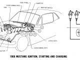 1967 Mustang Ignition Wiring Diagram 68 Mustang Ignition Switch Diagram Wiring Diagram Used