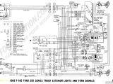 1969 ford F100 Wiring Diagram ford F100 Wiring Wiring Diagram Datasource