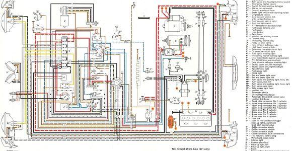 1971 Karmann Ghia Wiring Diagram 1973 Vw Wiring Diagram Manual E Book