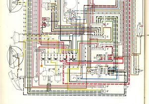 1971 Vw Bus Wiring Diagram 73 Vw Wiring Diagrams Wiring Library