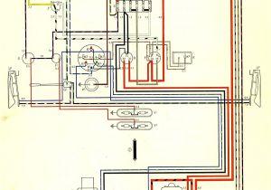 1971 Vw Bus Wiring Diagram thesamba Com Type 2 Wiring Diagrams
