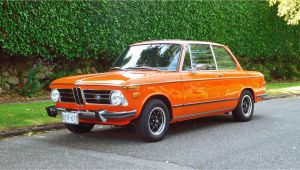 1972 Bmw 2002 for Sale Classic Drive 1973 Bmw 2002tii Autotrader Ca