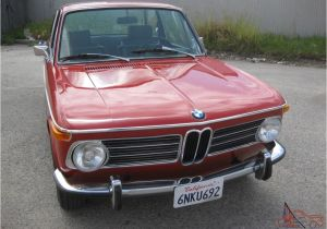 1972 Bmw 2002tii for Sale 1972 Bmw 2002tii Verona Red Xlnt Collector Quality 5 Speed
