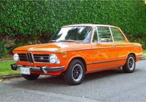 1972 Bmw 2002tii for Sale Classic Drive 1973 Bmw 2002tii Autotrader Ca