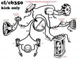 1972 Honda Cb350 Wiring Diagram Cb450 Wiring Diagram Wiring Diagram Centre