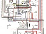 1973 Vw Beetle Wiring Diagram thesamba Com Type 2 Wiring Diagrams