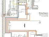 1974 Vw Bug Wiring Diagram Volkswagen Super Beetle Wiring Diagram All Wiring Diagram
