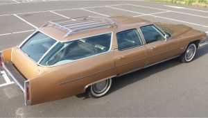 1975 Cadillac Seville Cadillac Fleetwood Wagon 1975 for Sale 12 900