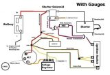 1977 ford F150 Alternator Wiring Diagram 1977 ford F100 Wiring Problem ford Truck Enthusiasts forums
