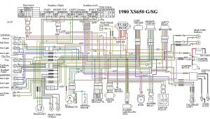 1979 Xs650 Wiring Diagram A Yamaha Xs650 Coil Wiring Wiring Diagram Article Review