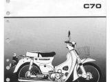 1981 Honda C70 Passport Wiring Diagram Honda C70 Shop Manual