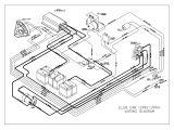 1982 Club Car Golf Cart Wiring Diagram 2b775 Club Car Electric Wiring Diagram Wiring Library