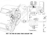 1982 ford F150 Wiring Diagram 1982 ford F 100 F 150 to F 350 Truck Electrical Wiring