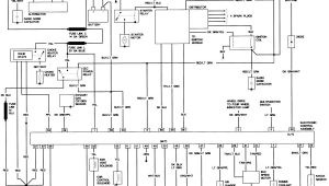 1985 ford Bronco Wiring Diagram 1985 ford F150 Wiring Diagram Free Wiring Diagram