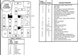 1986 F150 Fuel Pump Wiring Diagram 2003 ford F 250 Van Fuse Box Diagram Diagram Base Website
