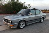 1987 Bmw 535is for Sale 1987 Bmw M535i for Sale On Bat Auctions sold for 46 535 On