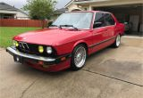 1987 Bmw 535is for Sale No Reserve 1987 Bmw 535is for Sale On Bat Auctions sold for