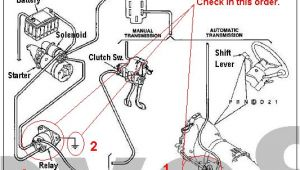 1987 ford F150 Starter solenoid Wiring Diagram Neutral Safety Switch ford F150 forum Community Of