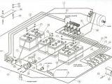 1989 Club Car Golf Cart Wiring Diagram 36v Golf Cart Wiring Diagram Electrical Schematic Wiring Diagram