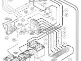 1989 Club Car Golf Cart Wiring Diagram Wiring 36 Volt Golfcartpartsdirect