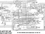 1990 ford F250 Wiring Diagram Wiring Also 1975 ford Truck Parts Diagrams On Automotive Wiring