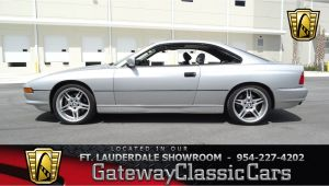 1991 Bmw 850i for Sale 1991 Bmw 850i Gateway Classic Cars 673 Ftl