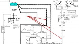 1991 ford F150 Alternator Wiring Diagram My 1991 ford F150 is there A Fusible Link In the Alternator