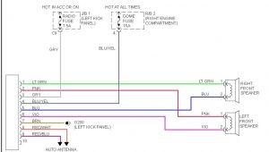 1991 toyota Pickup Radio Wiring Diagram 1994 toyota Pickup Wiring Diagram Trailer Lights Blog