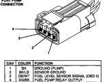 1993 Dodge Dakota Fuel Pump Wiring Diagram solved What are the Wires On Dodge Dakota Fuel Pump Pigtail