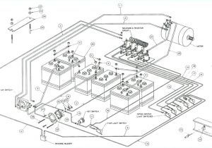 1994 Club Car Wiring Diagram Wiring Diagram for Battery Charger Golf Cart forward Beautiful Wire