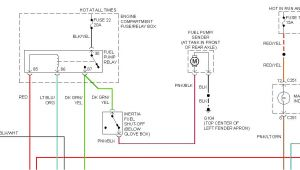 1994 F150 Fuel Pump Wiring Diagram 1994 ford F150 Fuel Pump Wiring Diagram Database
