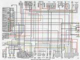 1994 Yamaha Virago 750 Wiring Diagram Yamaha Xv 1100 Virago Schaltplan