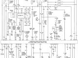 1996 ford Bronco Wiring Diagram 94 ford Pickup Wiring Diagram Wiring Diagram today