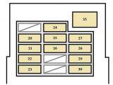 1996 toyota Tacoma Wiring Diagram 2000 toyota 4runner Fuse Box Diagram Diagram Base Website