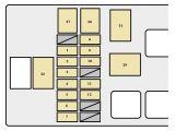 1996 toyota Tacoma Wiring Diagram toyota Tacoma 1995 1997 Fuse Box Diagram Auto Genius