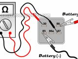 1998 Chevy Silverado Fuel Pump Wiring Diagram Part 3 Testing the Fuel Pump Relay 1997 1999 Chevy Gmc Pick Up and