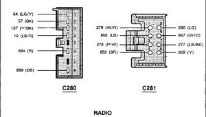 1998 ford Expedition Radio Wiring Diagram I Need the Wiring Diagrams for My 98 ford Wiring Diagrams Second