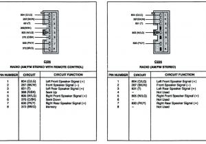 1998 ford F150 Pickup Truck Car Radio Wiring Diagram 1999 ford F 150 Wiring Harness Diagram Wiring Diagram Mega