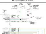 1998 ford F150 Pickup Truck Car Radio Wiring Diagram 2001 ford F 150 Wiring Schematic Wiring Diagram Centre