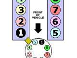 1998 ford F150 Spark Plug Wire Diagram solved 1998 ford F150 Firing order 4 6 L V8 Fixya
