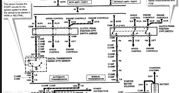 1998 ford Ranger Starter Wiring Diagram I Am Installing A Remote Starter for An 1998 ford Ranger