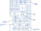 1998 isuzu Rodeo Fuel Pump Wiring Diagram isuzu Axiom Fuse Box Wiring Diagram Technic