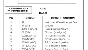 1999 ford Expedition Stereo Wiring Diagram ford Cd Player Wiring Diagram Wiring Diagram