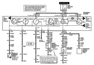 1999 ford Ranger Alternator Wiring Diagram 1999 ford Ranger Charging Problem Scannerdanner forum