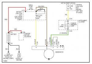 1999 ford Ranger Alternator Wiring Diagram 1999 ford Ranger Pickup Battery Light Come On and Battery