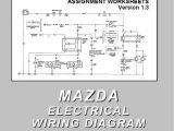 1999 Mazda Protege Wiring Diagram Mazda Wiring Diagrams Wiring Diagram Data